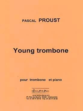 Young trombone Pascal Proust Partition Trombone - laflutedepan