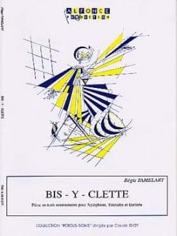 Bis-Y-Clette Régis Famelart Partition laflutedepan