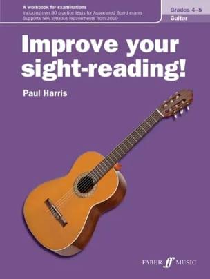 Improve your sight-reading! Guitar Grades 4-5 - laflutedepan.com