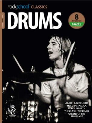 Rockschool Classics Drums - Partition - laflutedepan.com