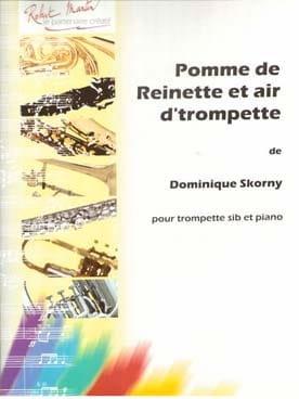 Pomme de Reinette et Air d'Trompette Dominique Skorny laflutedepan