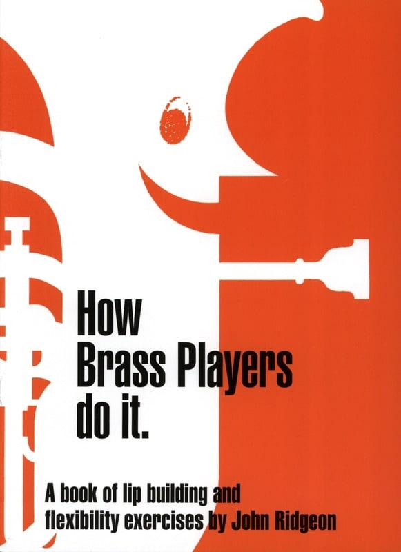 How Brass Players Do It - John Ridgeon - Partition - laflutedepan.com