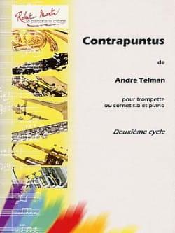 Contrapunctus André Telman Partition Trompette - laflutedepan