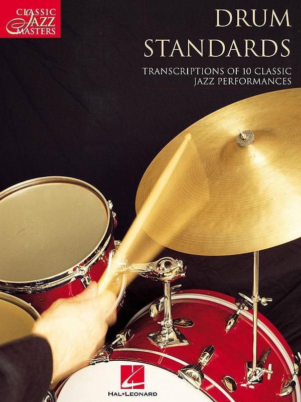 Drum Standards - Partition - Batterie - laflutedepan.com