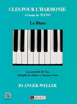 Clés Pour L' Harmonie - le Blues Jo Anger-Weller laflutedepan