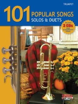 101 Popular Songs - Solos & Duets Partition Trompette - laflutedepan