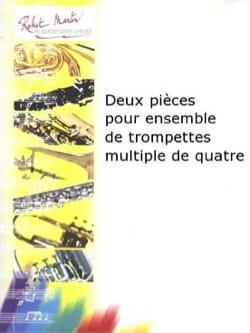 2 Pièces Claude-Henry Joubert Partition Trompette - laflutedepan