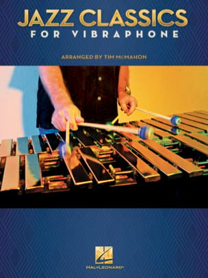 Jazz Classics for Vibraphone Partition Vibraphone - laflutedepan