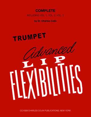 Advanced Lip Flexibilities Charles Colin Partition laflutedepan