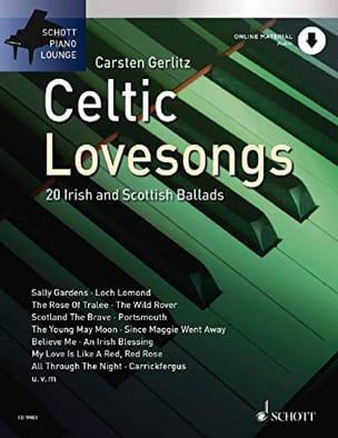 Celtic Lovesongs Partition Musique du monde - laflutedepan