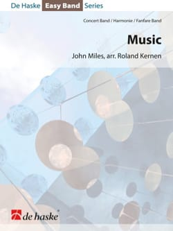 Music John Miles Partition ENSEMBLES - laflutedepan