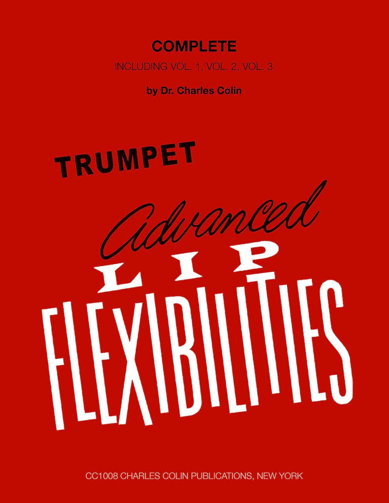 Advanced Lip Flexibilities - Charles Colin - laflutedepan.com