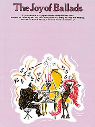 The Joy Of Ballads - Partition - Pop / Rock - laflutedepan.com