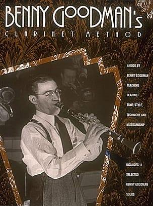 Clarinet Method Benny Goodman Partition Clarinette - laflutedepan