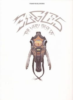 The Very Best Of Eagles Partition Pop / Rock - laflutedepan