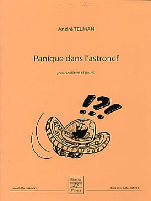 Panique dans l'astronef - André Telman - Partition - laflutedepan.com