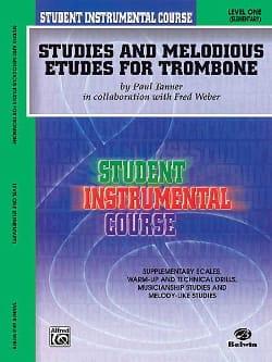 Studies & melodious etudes volume 1 laflutedepan