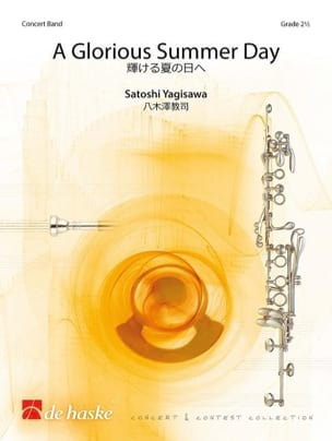 A Glorious Summer Day - Satoshi Yagisawa - laflutedepan.com