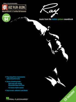Jazz play-along volume 94 - Ray Ray Charles Partition laflutedepan