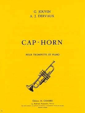 Cap-Horn Jouvin G. / Dervaux A.J. Partition Trompette - laflutedepan