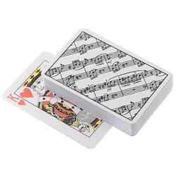 Jeu Musical - Playing Cards - Musical Reaches - Accessoire - di-arezzo.es