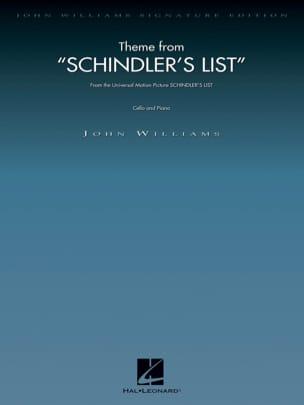 La Liste de Schindler - Violoncelle John Williams laflutedepan