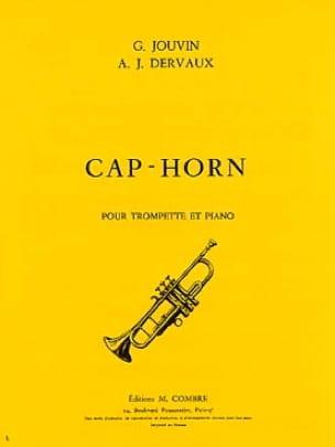 Cap-Horn - Jouvin G. / Dervaux A.J. - Partition - laflutedepan.com
