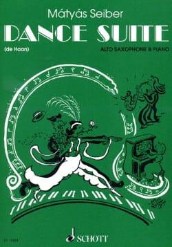Dance Suite Matyas Seiber Partition Trompette - laflutedepan