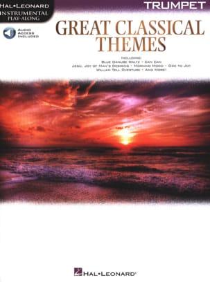 Great Classical Themes Partition Trompette - laflutedepan