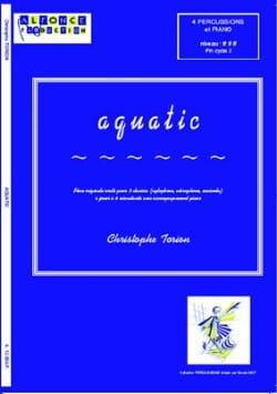 Aquatic Christophe Torion Partition laflutedepan