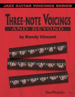 Three-note voicings and beyond Randy Vincent Partition laflutedepan