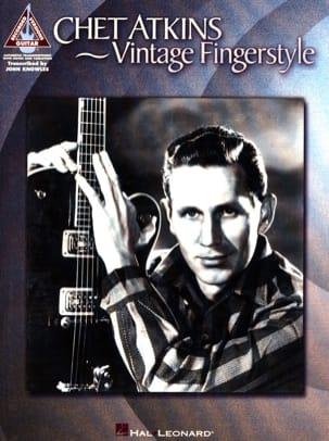 Vintage Fingerstyle Chet Atkins Partition Jazz - laflutedepan