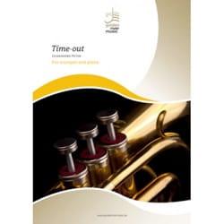 Time-out Peter Lejaeghere Partition Trompette - laflutedepan