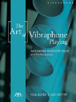 The Art of Vibraphone Playing Josh Gottry & Paul Buyer laflutedepan