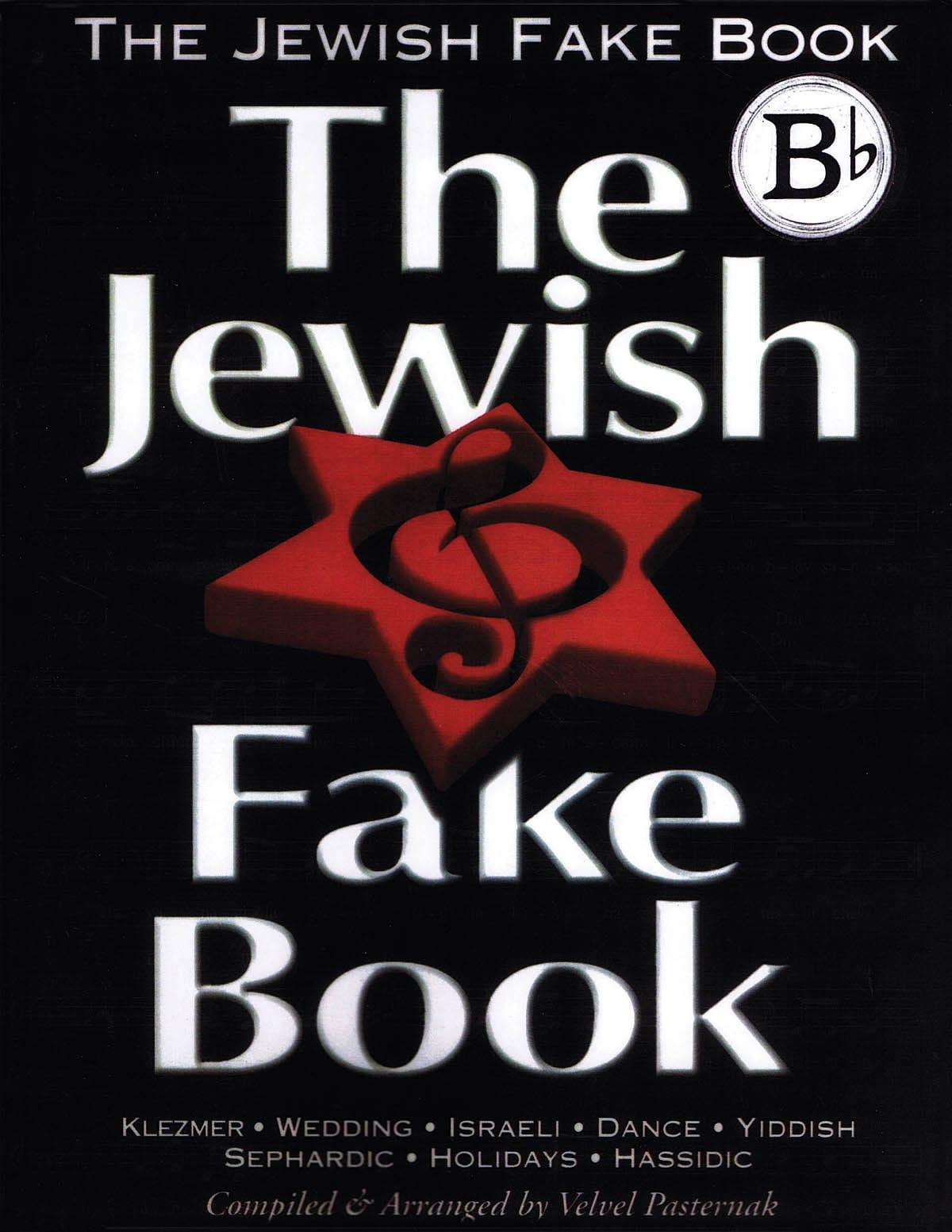 The Jewish Fake Book - Bb Edition - Partition - laflutedepan.com