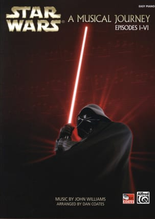 Star Wars A Musical Journey, Episodes I-VI - Easy Piano laflutedepan
