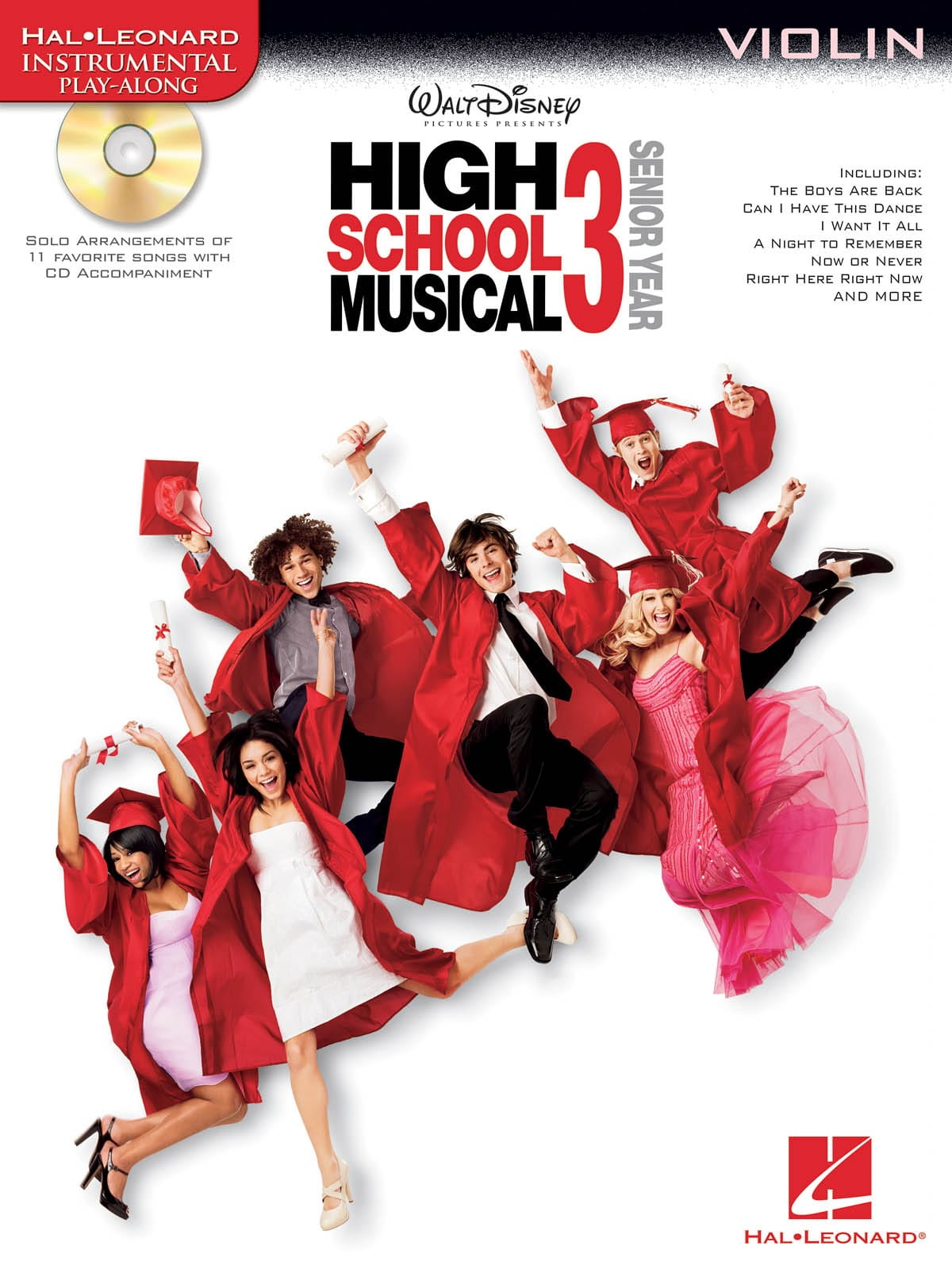 High School Musical 3 - Partition - Violon - laflutedepan.com