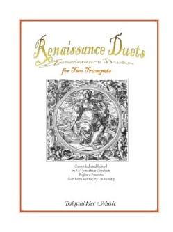 Renaissance Duets - Partition - Trompette - laflutedepan.com