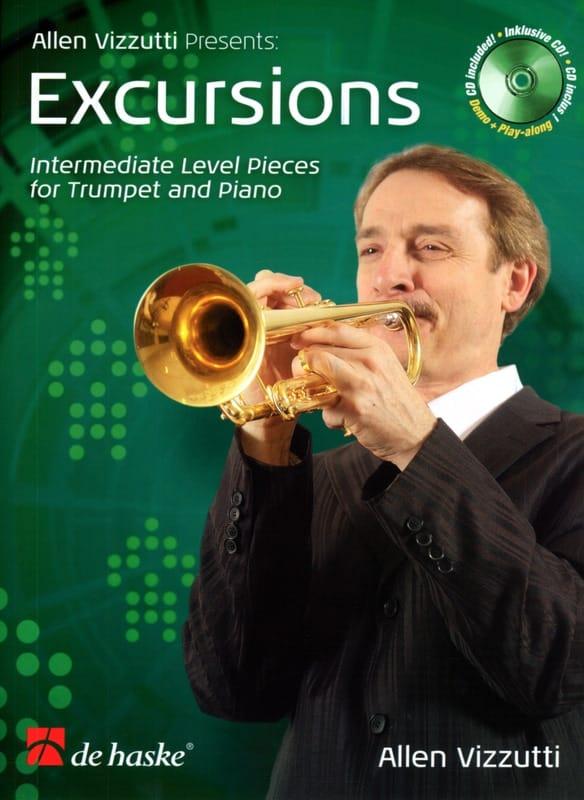 Excursions - Allen Vizzutti - Partition - Trompette - laflutedepan.com