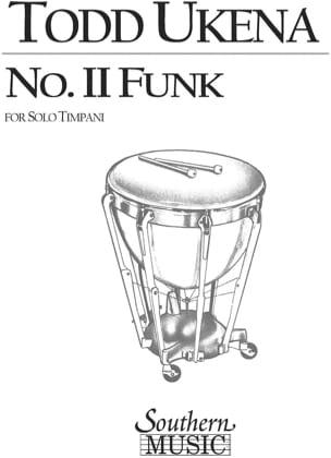 N° 2 Funk Todd Ukena Partition Timbales - laflutedepan