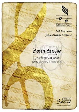 Bossa Tempo Rousseau Joel / Soldano Jean-Claude Partition laflutedepan
