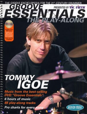 Tommy Igoe - Groove Essentials 1.0 - The Play-Along - Partition - di-arezzo.co.uk