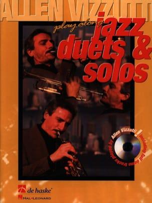 Playalong jazz duets & solos Allen Vizzutti Partition laflutedepan