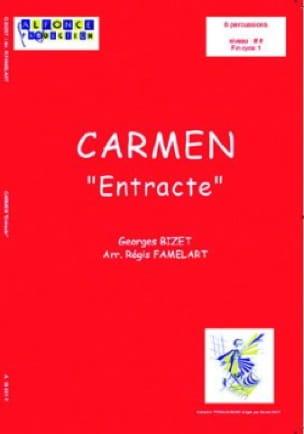 Carmen Entracte - BIZET - Partition - laflutedepan.com