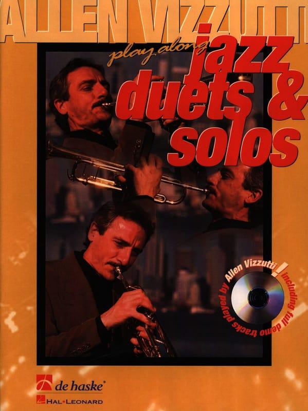 Playalong jazz duets & solos - Allen Vizzutti - laflutedepan.com