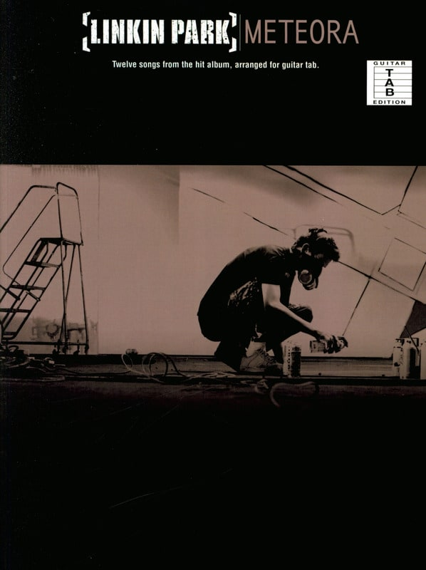Meteora - Linkin Park - Partition - Pop / Rock - laflutedepan.com