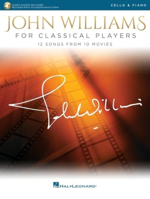 John Williams for Classical Players - John Williams - laflutedepan.com