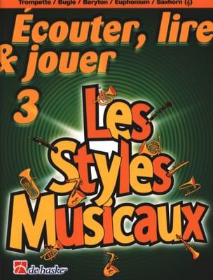 Ecouter Lire et Jouer - Les styles musicaux Volume 3 - Trompette laflutedepan