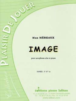 Image Max Méreaux Partition Saxophone - laflutedepan