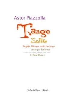 Tango Suite - Fugata, Milonga, and Libertango laflutedepan